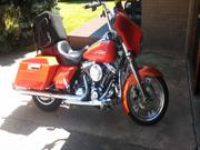 2012 - Harley-Davidson Streetglide Special Tequila